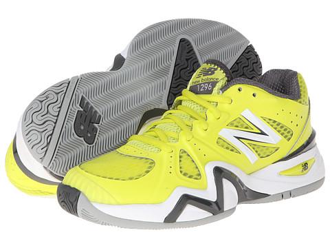 New Balance - WC1296 (Yellow) Women's Shoes