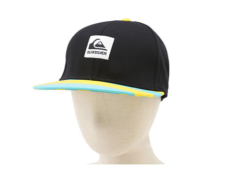 Quiksilver - Basher (Big Kids) (Black) Caps