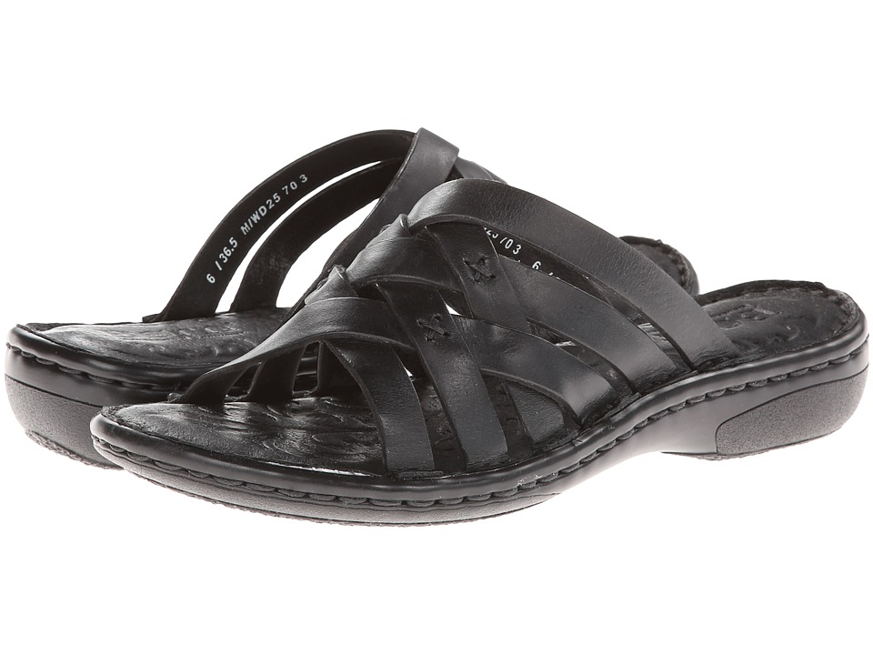 Born - Lourdes (Black) Women's Sandals