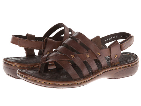 Born - Rosalba (Mocha Brown) Women's Sandals