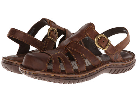 Born Sojourn (Whiskey (Tan)) Women's Sandals