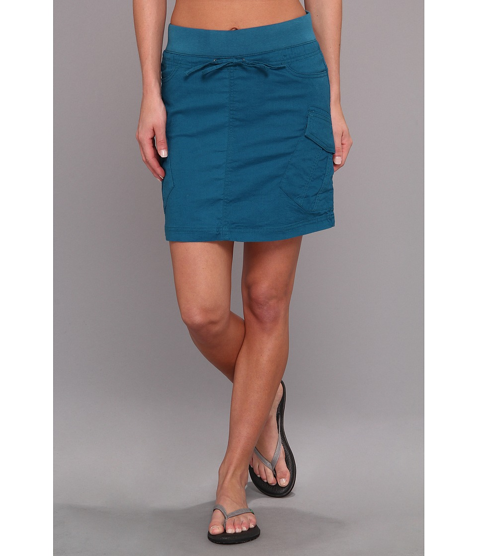 Prana - Bailey Skirt (Ink Blue) Women's Skirt