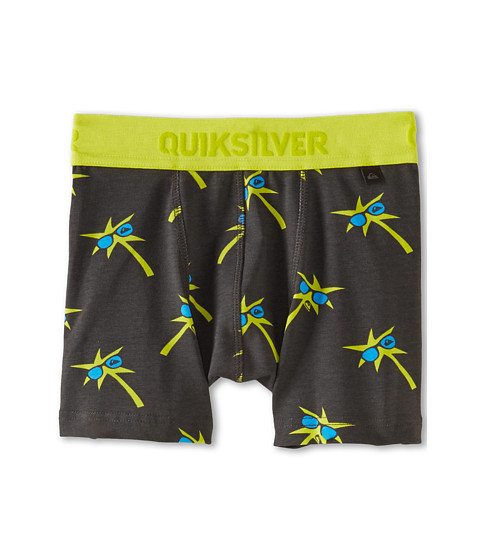 Quiksilver - Imposter C Boxer (Big Kids) (UW Vintage Black) Men