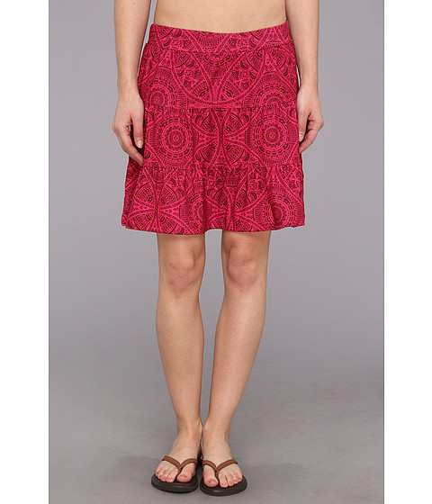 Prana - Kate Skirt (Fuchsia Mayan) Women