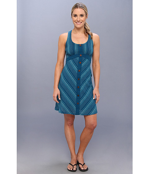 Prana - Brook Dress (Ink Blue) Women
