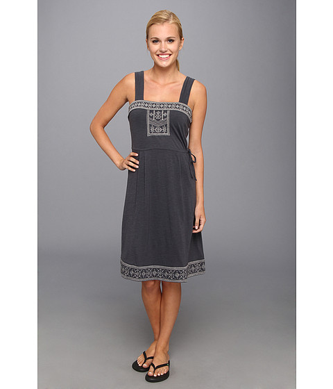 Prana - Indie Dress (Coal) Women's Dress