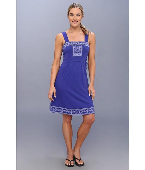Prana - Indie Dress (Sail Blue) Women's Dress