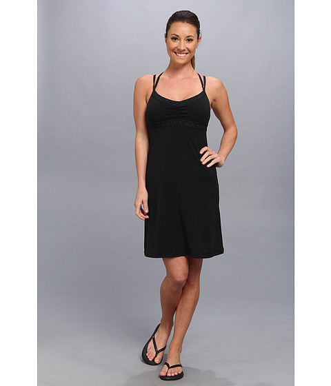 Prana - Kaley Dress (Black) Women's Dress