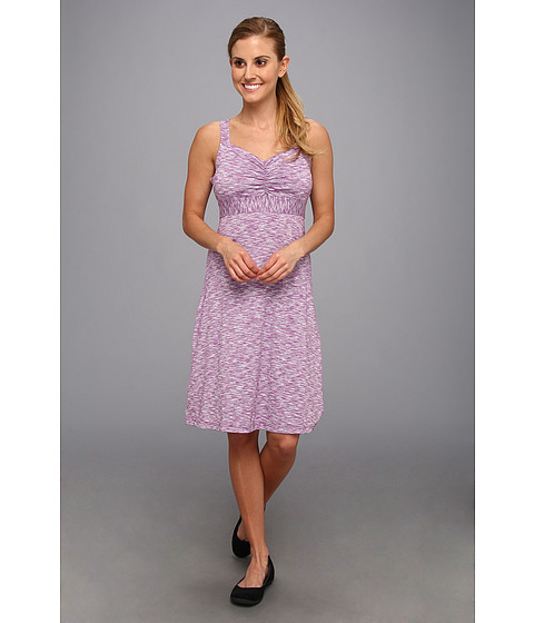 Prana - Amaya Spacedye Dress (Boysenberry) Women
