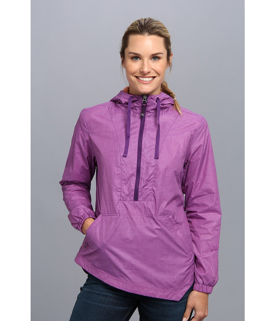 Prana - Fiona Anorak (Summer Plum) Women's Coat