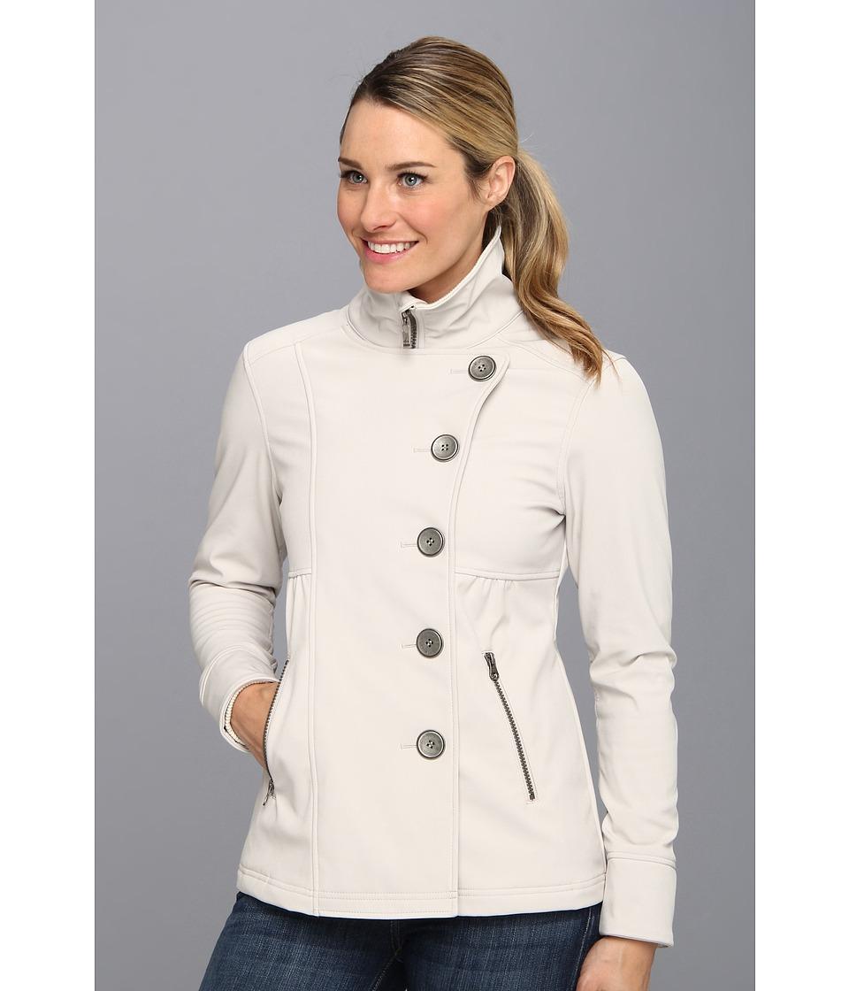 Prana - Martina Jacket (Sand) Women's Coat