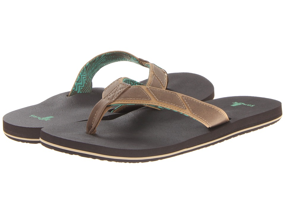 Sanuk - Tribune (Tan) Men's Sandals