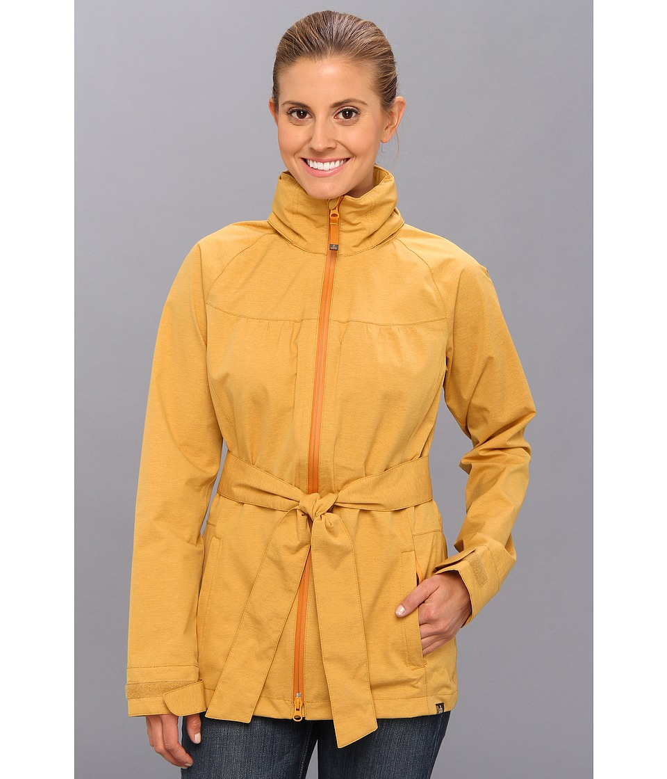 Prana - Eliza Jacket (Curry) Women