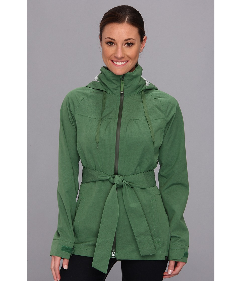 Prana - Eliza Jacket (Deep Jade) Women's Coat