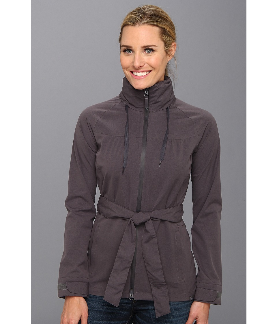 Prana - Eliza Jacket (Coal) Women's Coat
