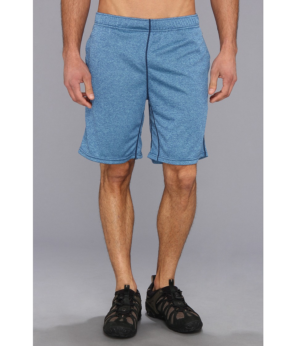 Prana - Talon Short (Blue Ash) Men