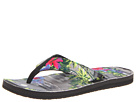 Sanuk Roots Cozy (Black Hawaiian)
