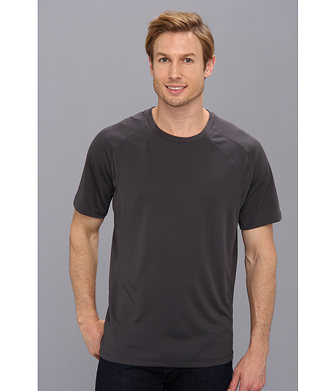 Prana - Andy S/S (Solid Coal) Men