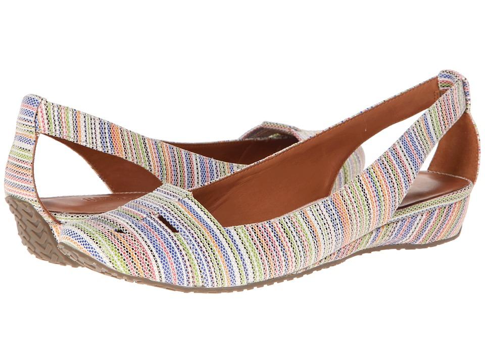 Gentle Souls - It's So Fun (Multi Graphic Print) Women's Flat Shoes