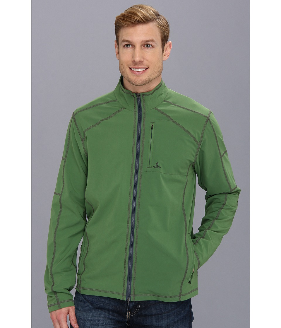 Prana - Flex Jacket (Deep Jade) Men's Coat