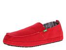 Sanuk Commodore (Red)