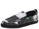 Sanuk Seeker Madras (Black/White)