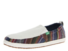 Sanuk Seeker Funk (Off White/Blue Poncho)