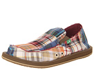 Sanuk Vagabond Madras (Brown/Multi)