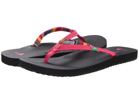 Sanuk - Maritime (Fuchsia) Women's Sandals
