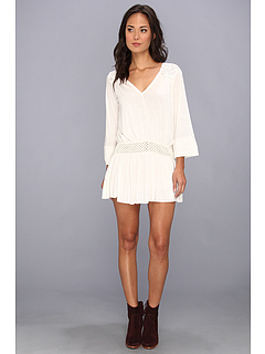 SALE! $59.99 - Save $48 on Free People Moonlight Romantic Tunic (Ivory) Apparel - 44.45% OFF $108.00