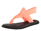 Sanuk Yoga Sling 2 (Neon Orange)