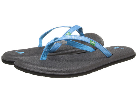 Sanuk - Yoga Spree 2 (Ocean) Women