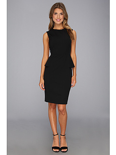 SALE! $74.99 - Save $173 on Elie Tahari Judy Seasonless Suiting Dress (Black) Apparel - 69.76% OFF $248.00