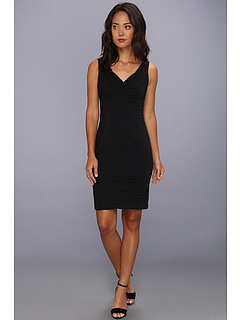 SALE! $191.99 - Save $156 on Elie Tahari Brenda Dress (Black) Apparel - 44.83% OFF $348.00