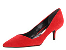 Boutique 9 - Sophina (Red Suede) - Footwear