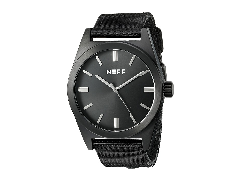 Neff - Nightly Watch (Black/Black) Watches