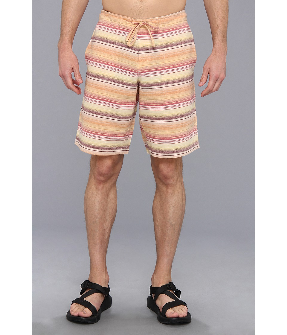 Prana - Sutra Short (Curry) Men's Shorts
