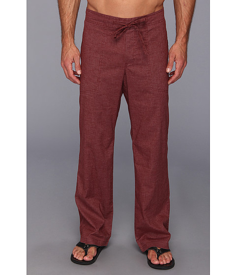 Prana - Sutra Pant (Raisin) Men