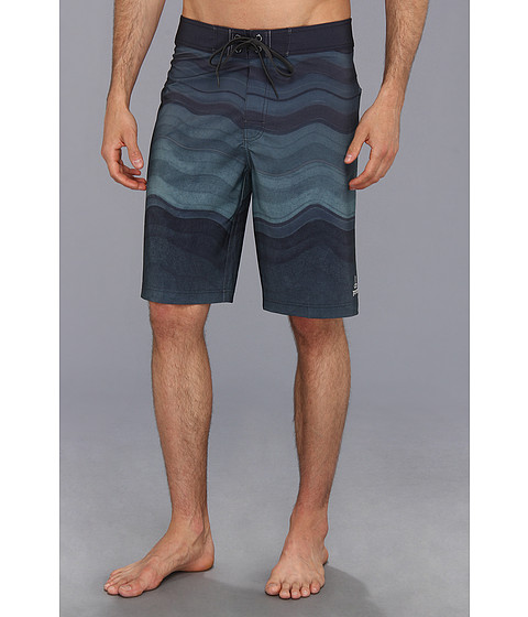 Prana - Sediment Short (Coal) Men's Swimwear
