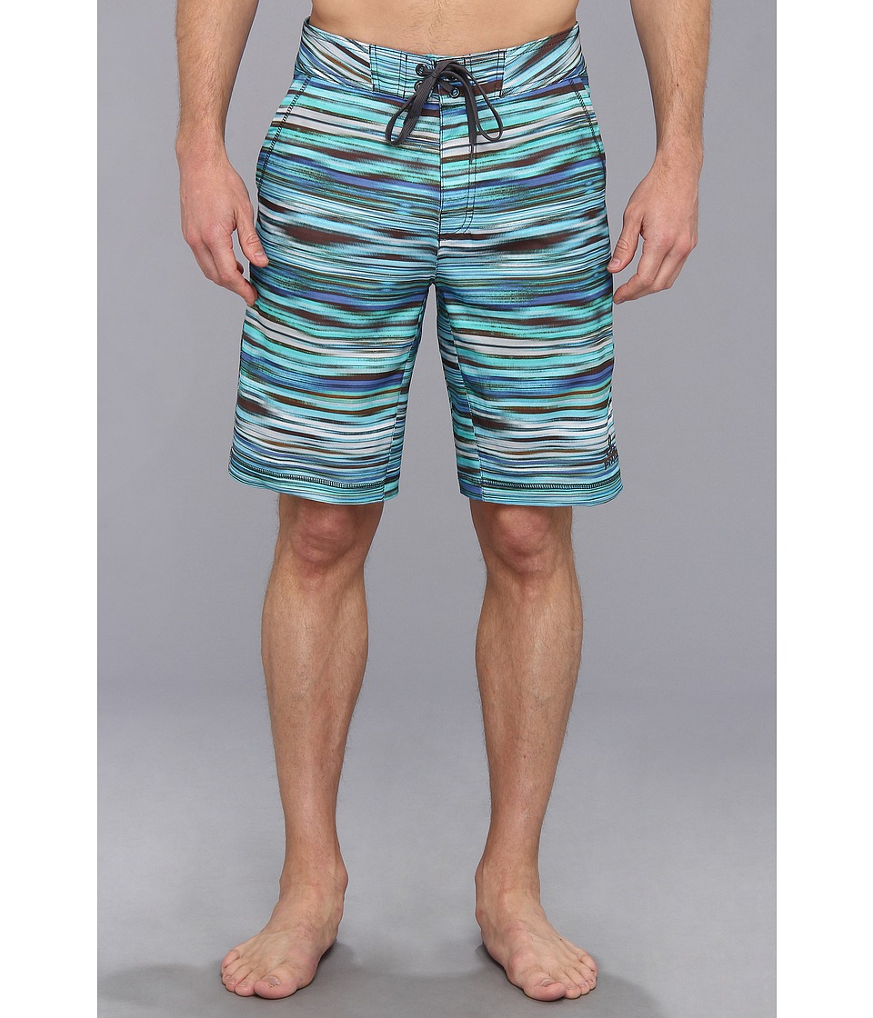 Prana - Linear Short (Blue Jay) Men's Shorts