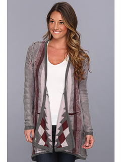 SALE! $59.99 - Save $87 on Chaser Guatemalan Sweater, Open Cardi (Multi) Apparel - 59.19% OFF $147.00