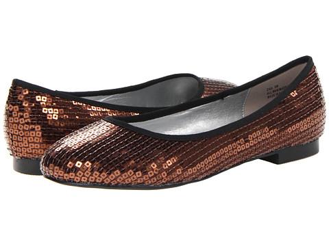 Annie - Ziaa (Bronze Sequin) Women's Shoes