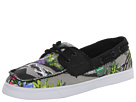 Sanuk Tropic Sailaway (Black Hawaiian)