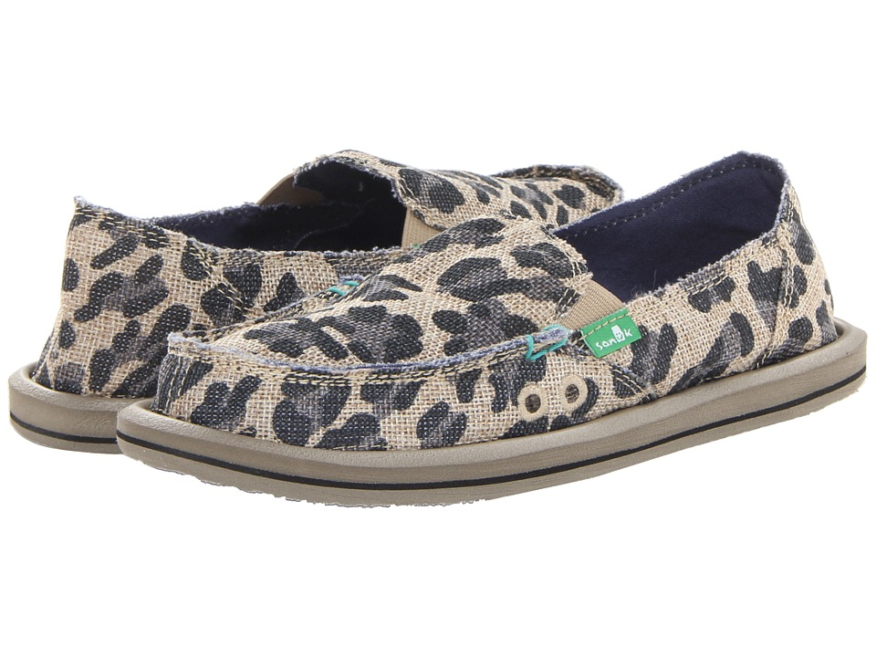 Sanuk - On The Prowl (Cheetah) Women