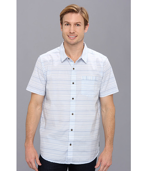 Prana - S/S Reflect Shirt (Blizzard) Men