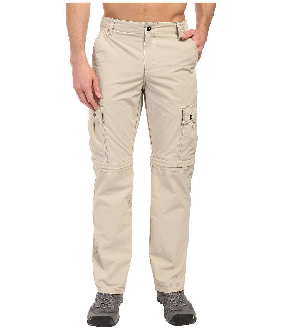 Columbia - Traveler's Escape Convertible Pant (Fossil) Men's Casual Pants