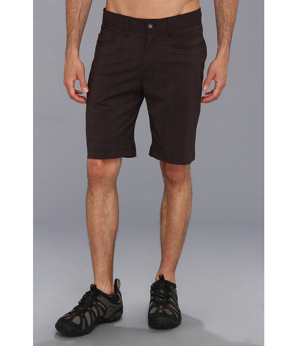 Prana - Ivan Short (Black) Men's Shorts