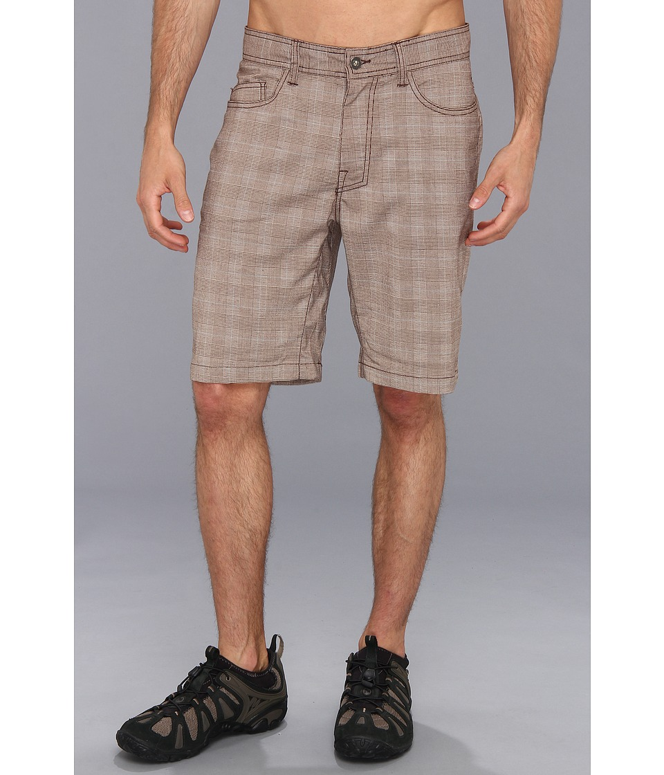 Prana - Ivan Short (Khaki) Men's Shorts