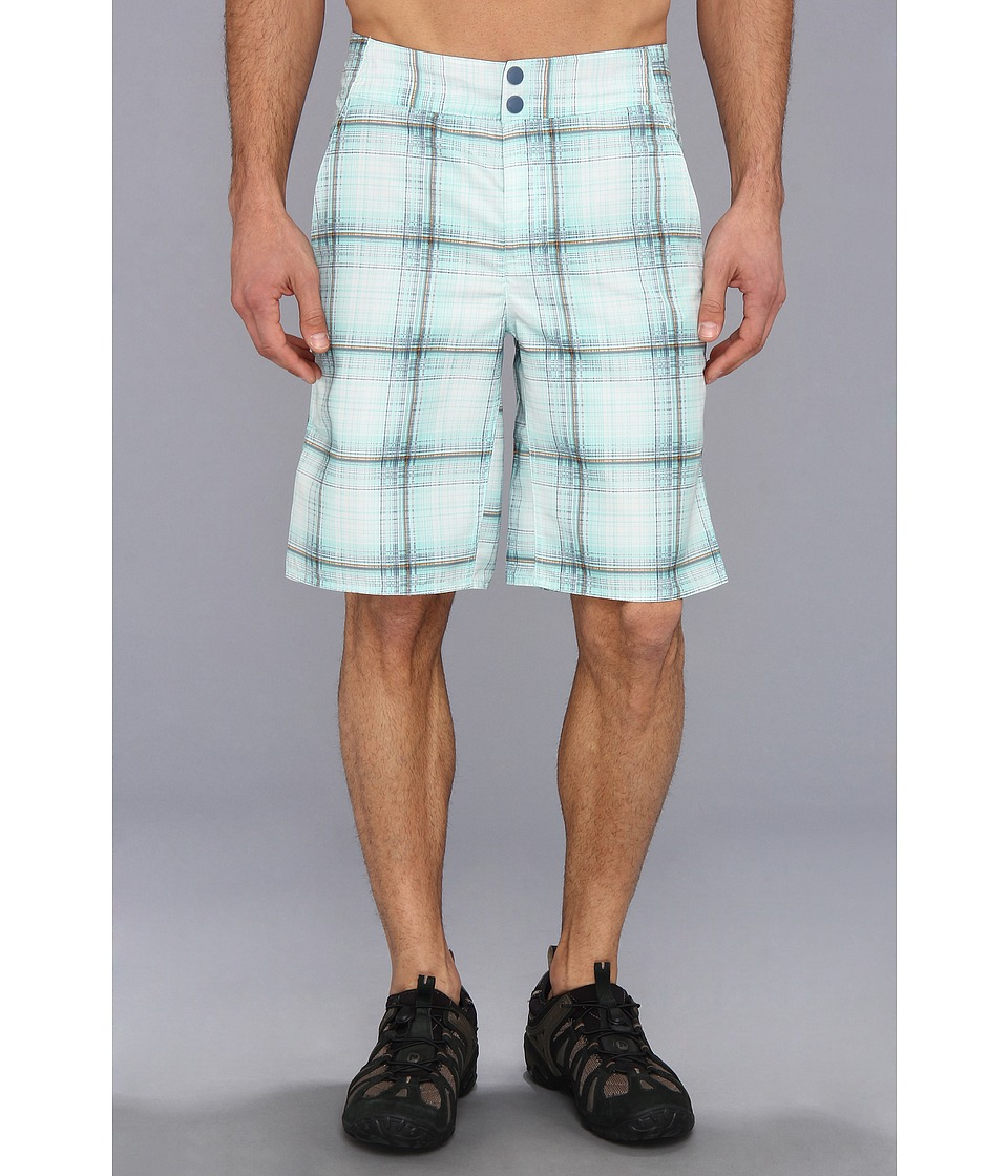 Columbia - Waterton Short (Gulf Plaid) Men's Shorts