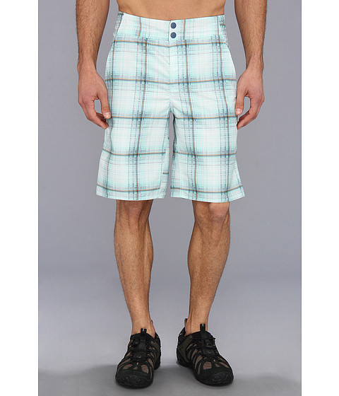 Columbia - Waterton Short (Gulf Plaid) Men